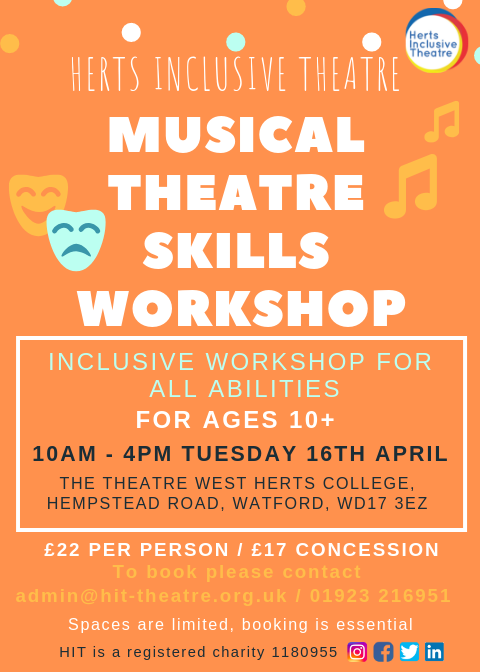 Musical Theatre Workshop (1)