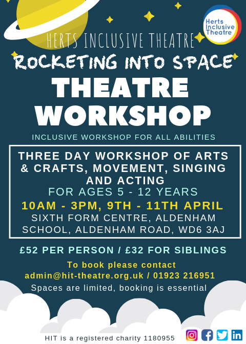 Rocketing Into Space Workshop (1)