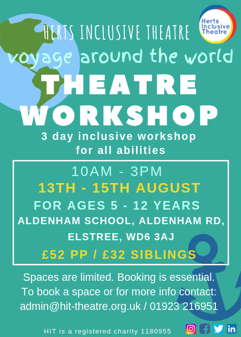 Summer workshops (4)