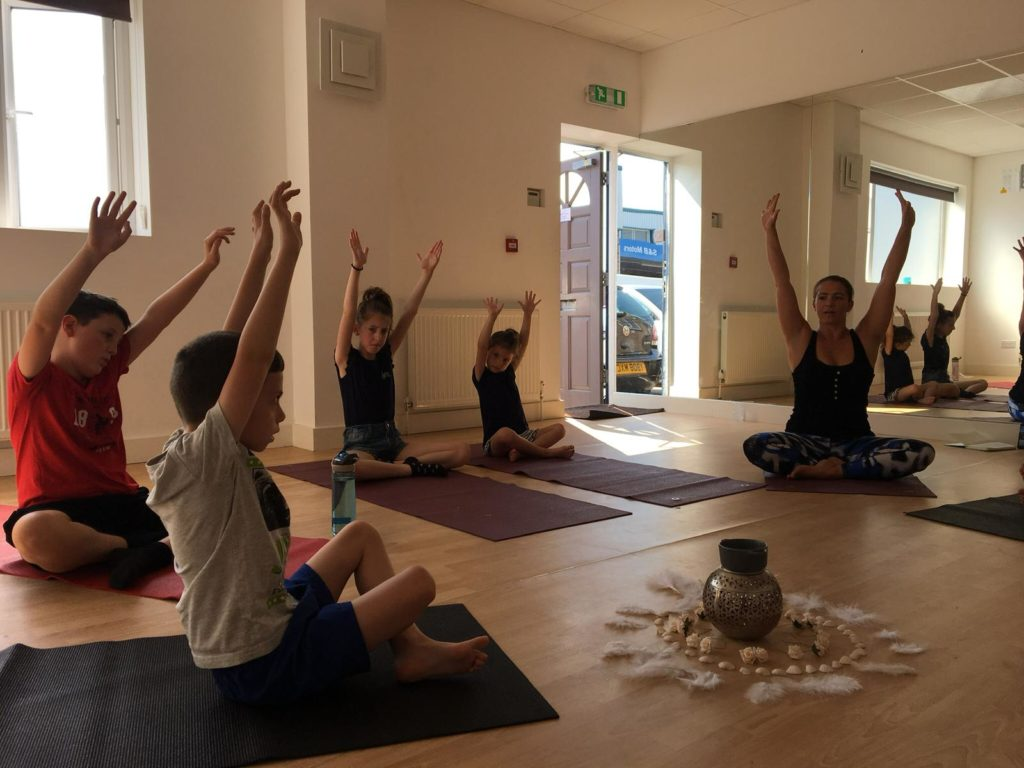 HIT Be Yoga Workshop