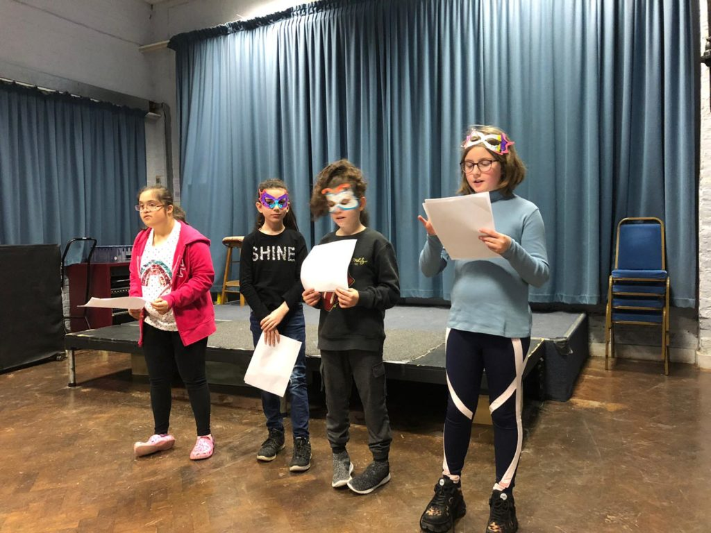 Shakespeare Skills Workshop