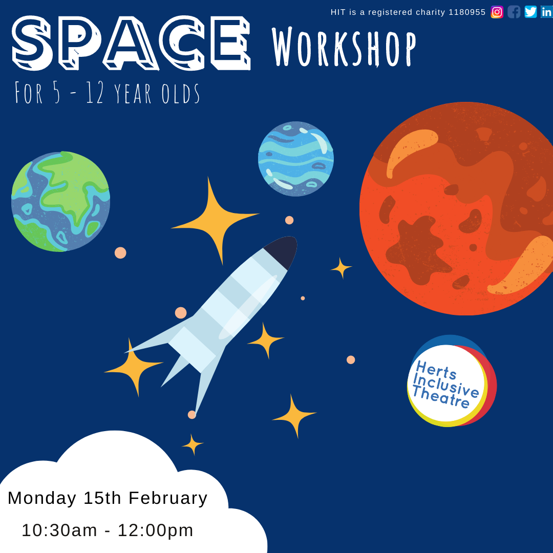 HIT HALF TERM WORKSHOPS (4)